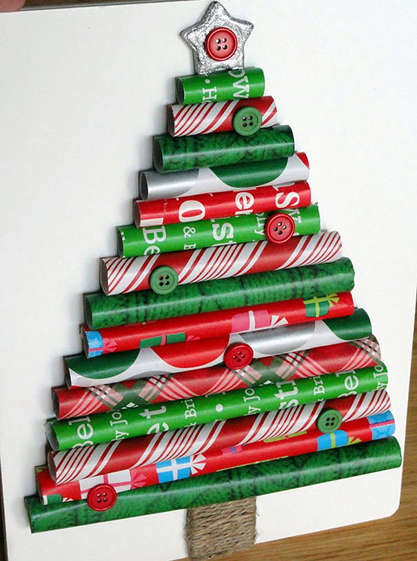 diy-chirstmas-tree-designs-recycling-holidays-14